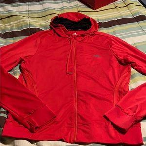 Men's Adiddas Track Jacket. EUC